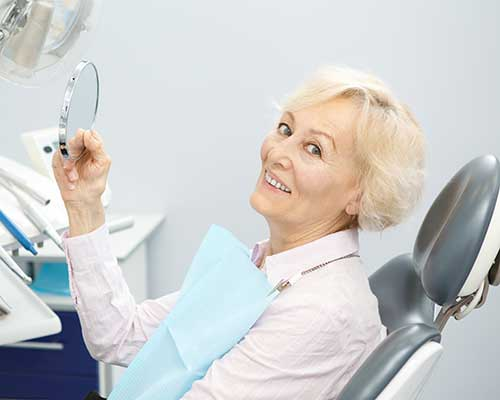 Dentist Pleasanton Dental Implants Image